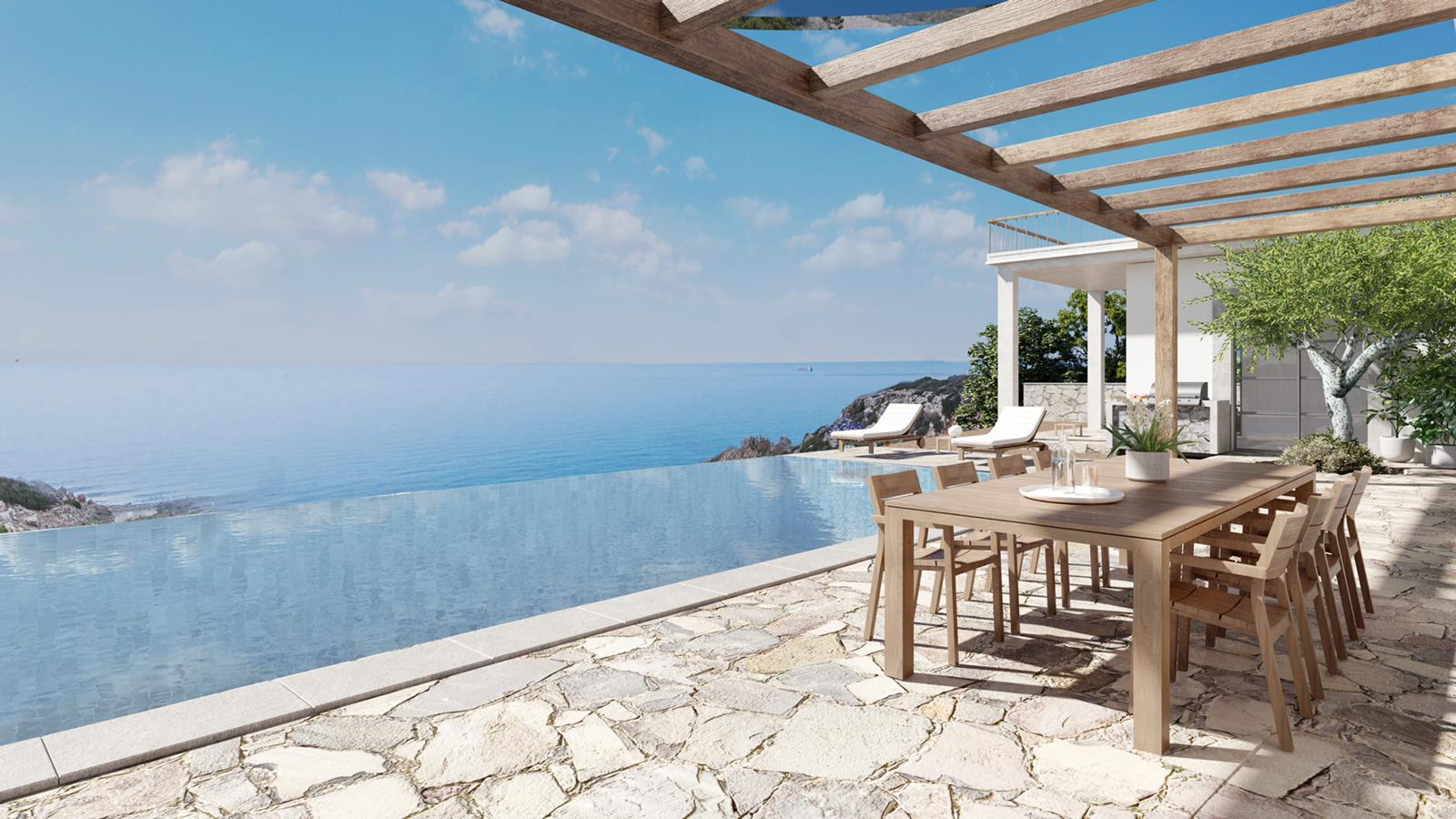 villa sea breeze north cyprus